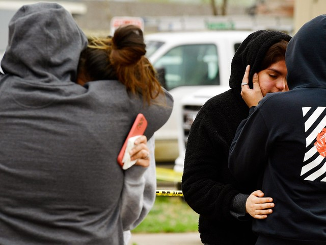 There Were 9 Mass Shootings In The United States This Weekend