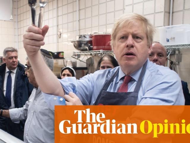 Scared of Corbyn? As a black Jewish woman I'm terrified of Johnson | Nadine Batchelor-Hunt