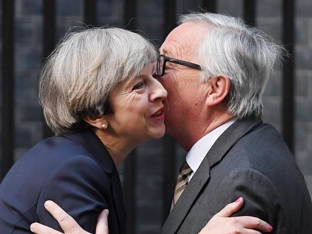 """Theresa May Heads To Brussels For Surprise Brexit Dinner: """"We've Almost Run Out Of Things To Talk About"""""""