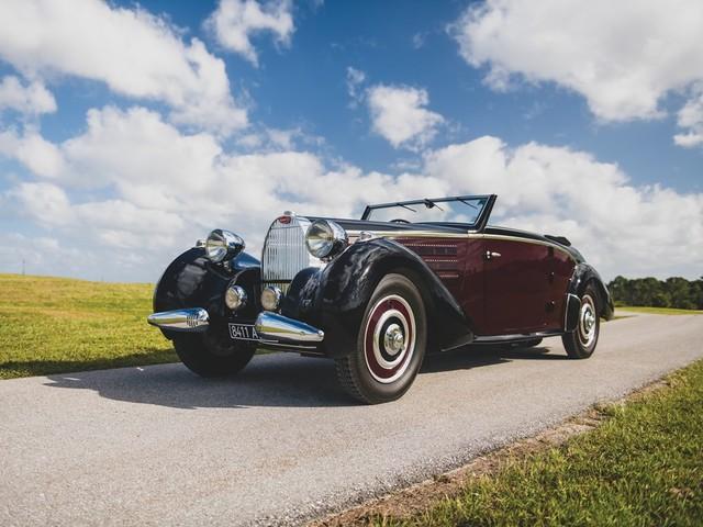 1938 Bugatti Type--57