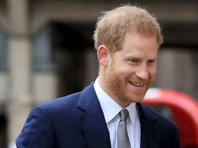 Prince Harry will reportedly take 2 weeks of paternity leave