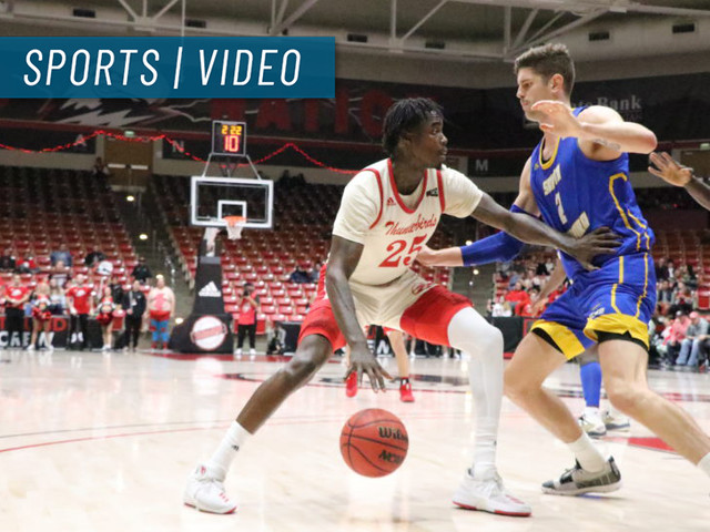 Southern Utah earns another lightning-close win vs. UC Santa Barbara, 62-61