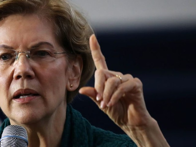 In hilarious self-own, Warren asks 'How could the American people want someone who lies to them?'