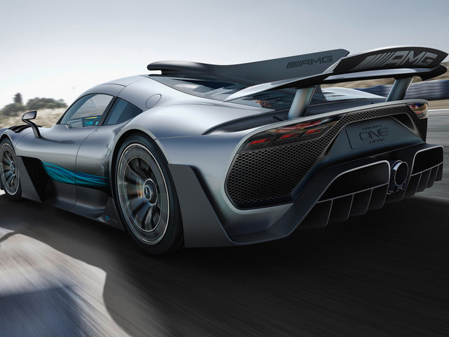 Mercedes-AMG Has No Plans On Racing The One Hypercar At Le Mans