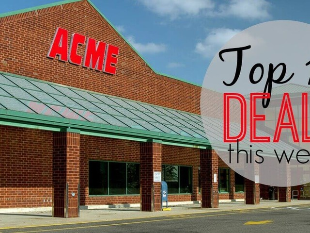 10 of the Most Popular Deals at Acme – Ending 12/14