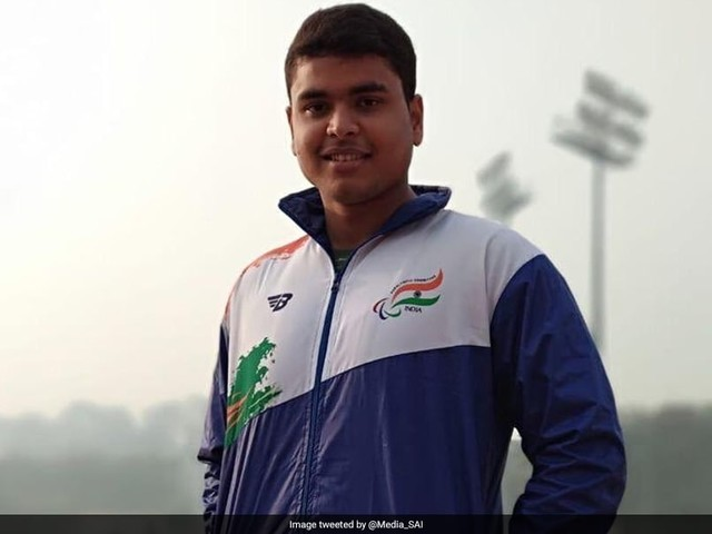 Discus Thrower Kathuniya Books India's 7th Tokyo Paralympic Quota