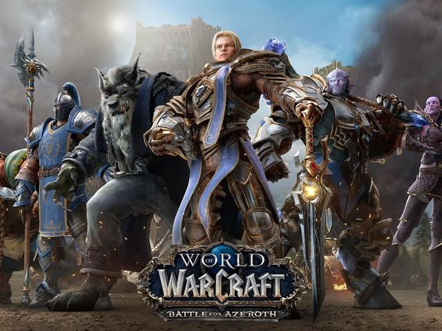 Blizzard Interview with Game World Navigator - Warfronts, Followers, Disabling LFG Addons