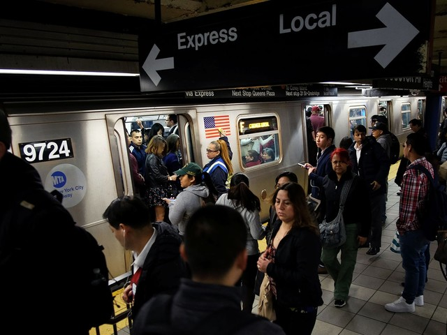 Subway Churro Vendor Says Police Became Violent When Arresting Her
