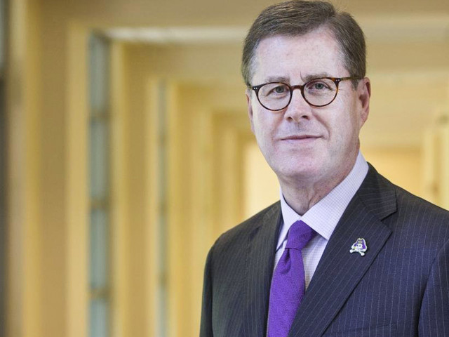 ECU chancellor, whose tenure was marked by controversy, is asked to step down