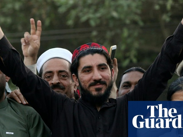 Civil rights activist arrested in Pakistan on sedition charges