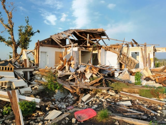 Tornadoes Caused $2.5 Million in Damage Per Storm Across U.S. in Past Decade
