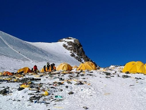 China will limit the number of visitors to Everest