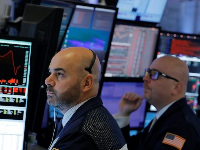US stocks decline amid renewed US-China tensions, historic jobless claims