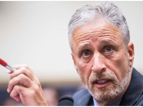Jon Stewart Rips Congress Over Treatment of 9/11 First Responders