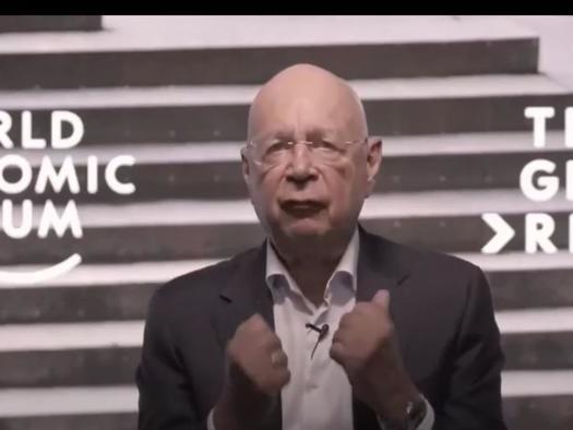 Klaus Schwab 'The Humanist' Versus Klaus Schwab 'The Terrorist'