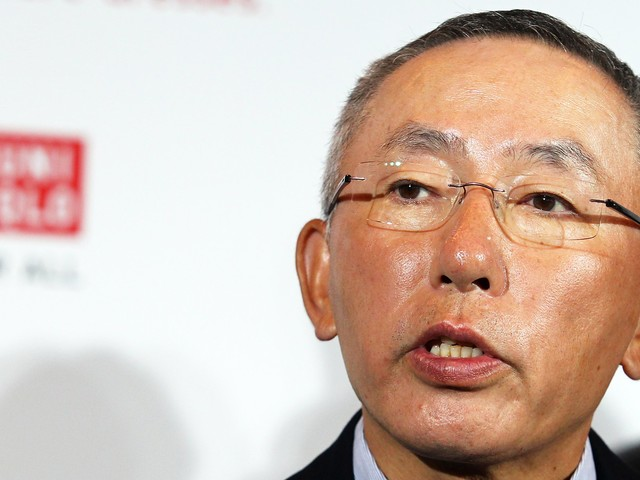 The billionaire CEO of Uniqlo — and the richest person in Japan — says a woman would be the best person to take over his job