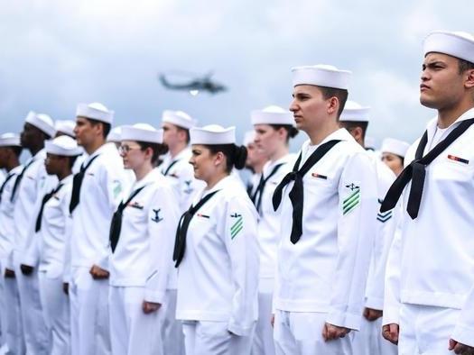 Navy Announces Plans To Expel Those Refusing Covid Vaccine, Revoke Benefits