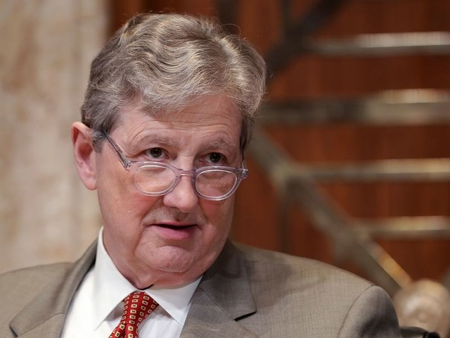 GOP Sen. John Kennedy on reading FISA abuse report: 'I thought I had dropped acid'