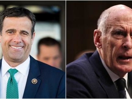 Dan Coats Out AsTop Intelligence Chief After Series Of Public Clashes With Trump