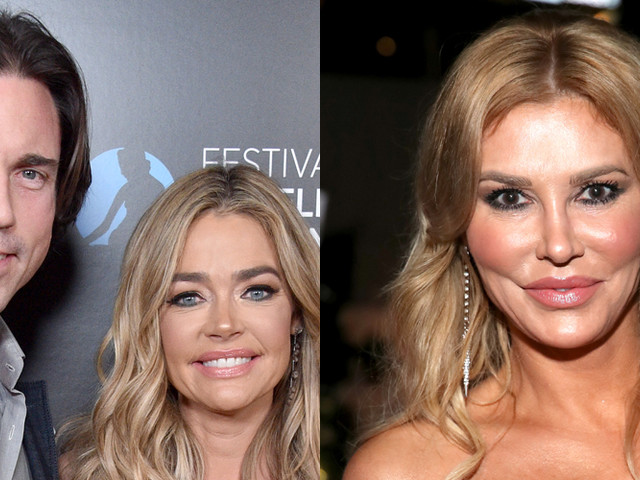 Denise Richards Responds to Open Marriage Claims Amid Brandi Glanville Hookup Rumors