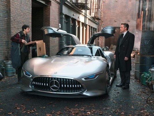 The Mercedes-AMG Vision Gran Turismo Concept Is All Set For Its Hollywood Debut