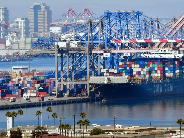U.S. Seeks More Time for Ships to Switch to Cleaner Fuels