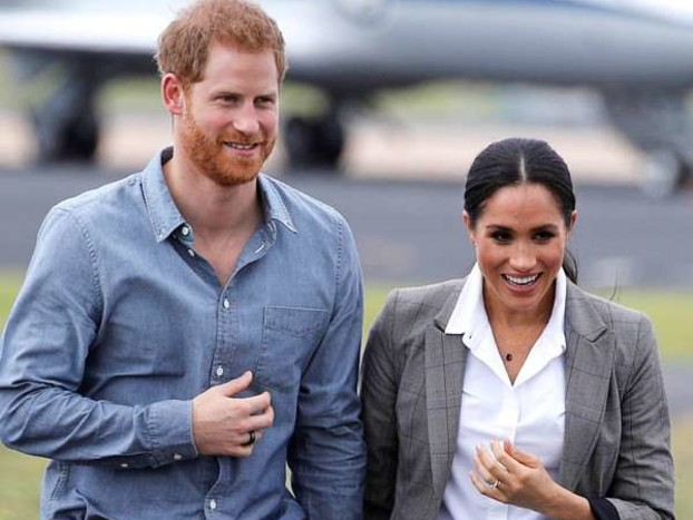 Meghan Markle and Prince Harry Practice Parenting Skills With Adorable Aussie Children