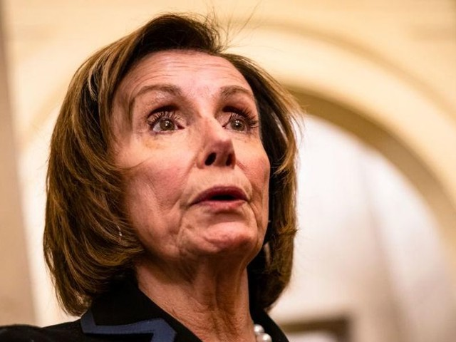 House Freedom Caucus wants Rep. Nancy Pelosi ousted from the speakership