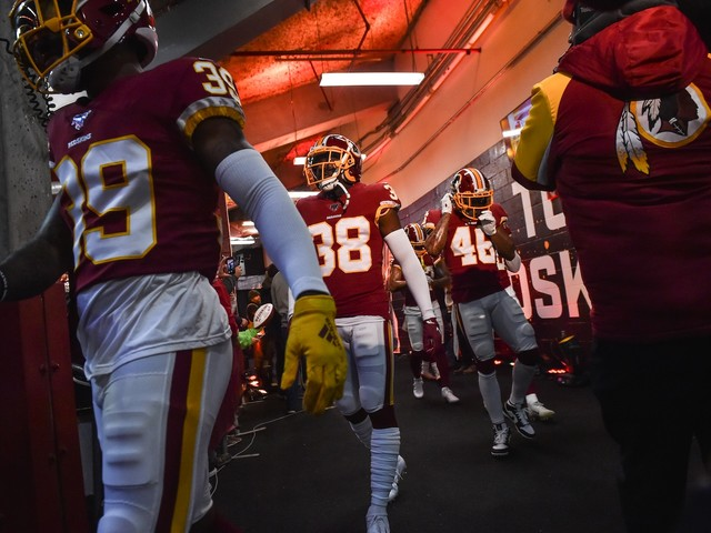 Virtual offseason prepares Redskins to return, whenever that might be