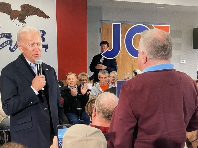 Do women and people of color running for president get to be as angry as Joe Biden?