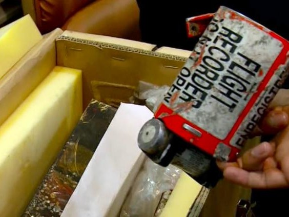 Iran to send black boxes from downed jet to Ukraine