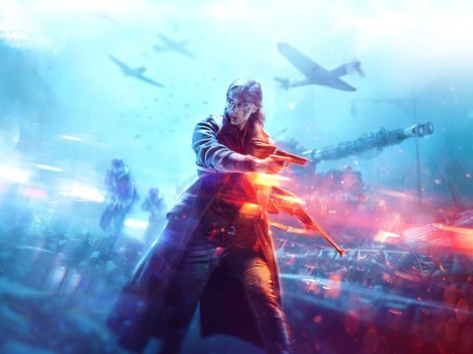 EA DICE Exec Fires Back About Women in 'Battlefield V'