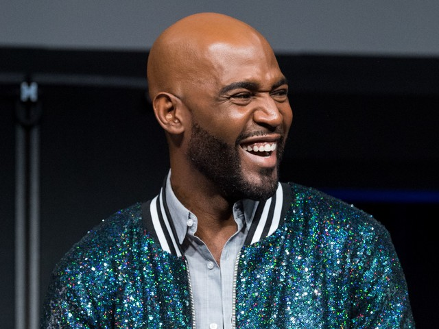 'Queer Eye's' Karamo Brown talks new memoir, Ariana Grande obsession and political ambitions