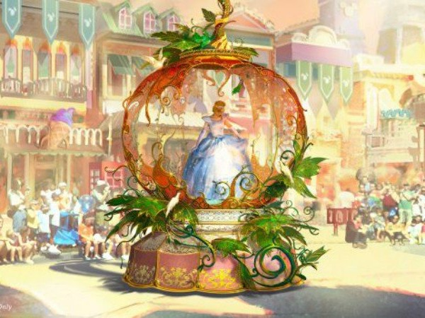 Some of the Magical Moments of the 'Magic Happens' Parade Coming to Disneyland Park