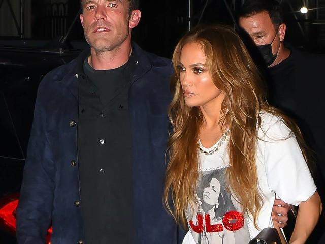 Ben Affleck Is Jennifer Lopez's Biggest Supporter at 2021 Global Citizen Live Event