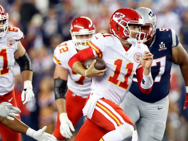 3 things the Chiefs did successfully to beat the Patriots