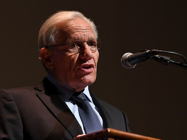 """How Does Bob Woodward Do It? Plus: Politico and """"Off the Record."""""""