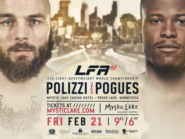 MMA Rundown - February 21st-24th: LFA, Combate Americas, DEEP JEWELS set up lots of prospect action