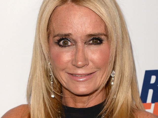 Kim Richards Owes More Than $100K in Back Taxes
