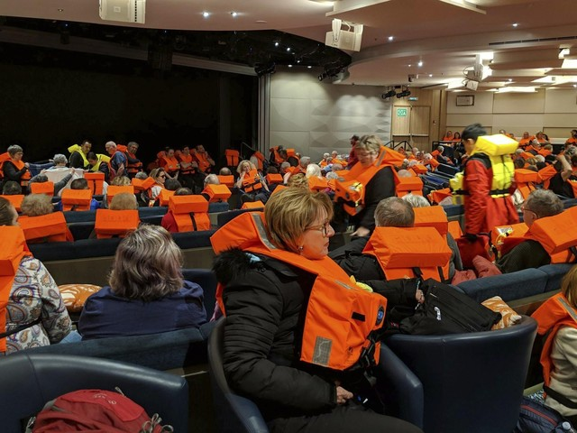 The Latest: Crippled Viking Sky cruise ship limps into port