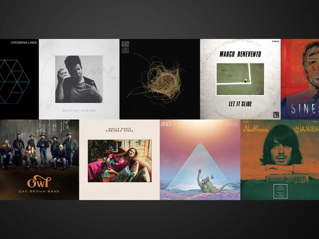 Release Day Picks: September 20th New Album Highlights