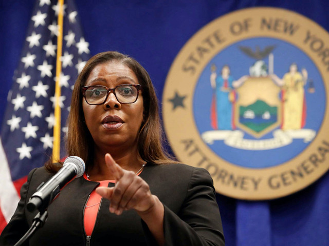 Letitia James, NY attorney general, files lawsuit over nuclear plant shutdown plan