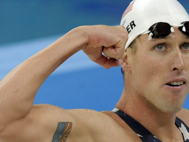 From gold medalist to Capitol rioter: The fall of Olympic swimmer Klete Keller