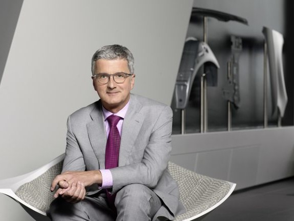VW Board Prepares to Decide Jailed Audi CEO's Fate