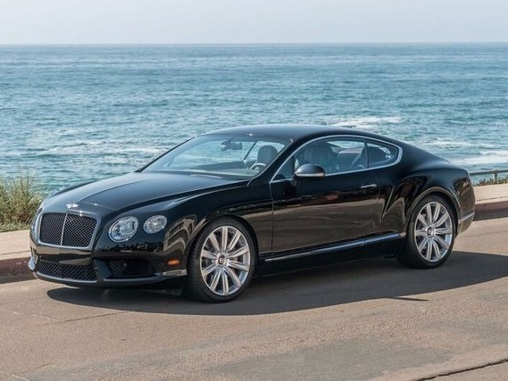 2013 Bentley Continental--GT