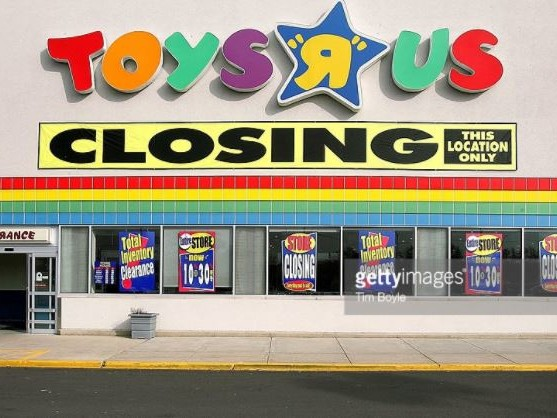 "How Did Toys ""R"" Us Implode So Fast? The CEO Explains"