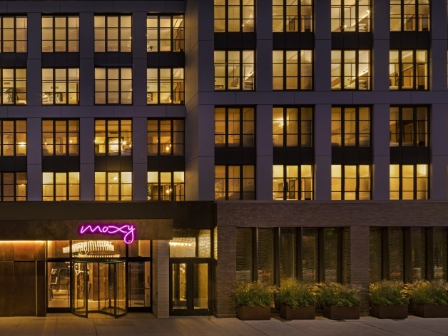 News: Moxy NYC East Village opens to first guests