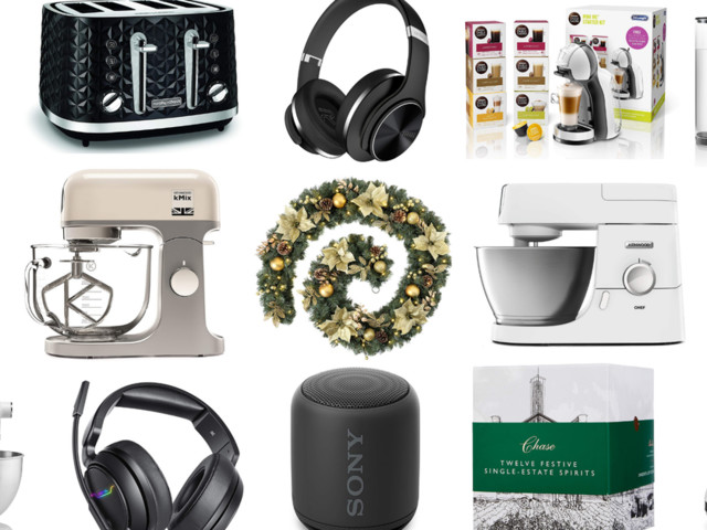 Sony headphones, JBL speakers, Christmas trees, Kenwood stand mixers, and more on sale for Nov. 7 in the UK