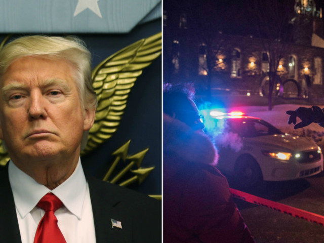 Donald Trump's White House Condemned For Linking Quebec Mosque Attack To Travel Ban