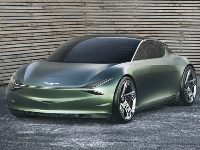 The Genesis Mint Concept Is a Wild Subcompact EV Born for the City